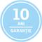 Garantie 10 ani