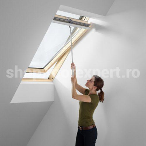 Tijă fixă de acționare pentru ferestre și rulouri cu acționare manuală VELUX ZCZ 080K