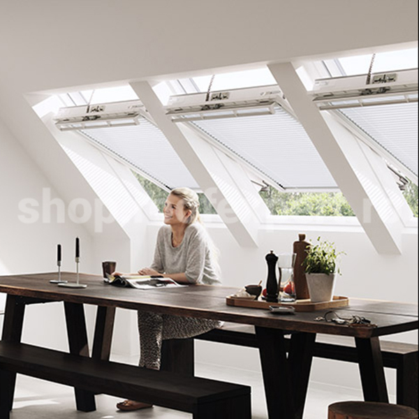 velux gpl 306 amazing affordable fitting our blinds for fakro rooflite dakstra roof windows. Black Bedroom Furniture Sets. Home Design Ideas