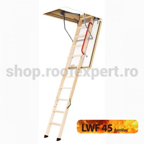 Scara de acces la pod FAKRO LWF 45