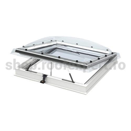 Fereastra cu operare manuala VELUX CVP 0073U pentru acoperis terasa