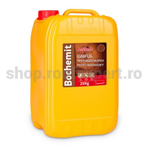 Solutie ignifugare Bochemit Antiflash 25 KG maro