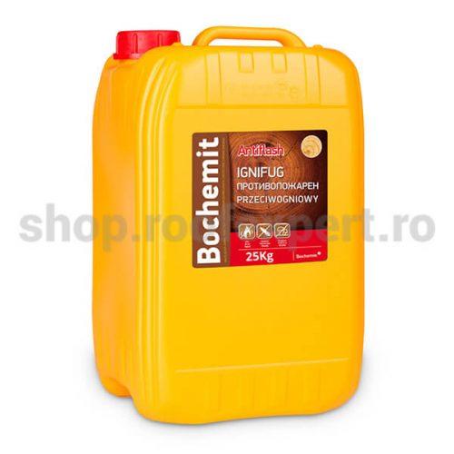 Solutie ignifugare Bochemit Antiflash 25 KG transparent