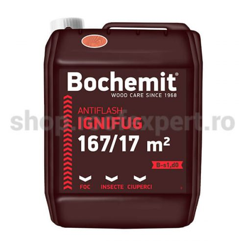 Solutie ignifugare Bochemit Antiflash 5 KG maro