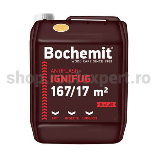 Solutie ignifugare Bochemit Antiflash 5 KG transparent
