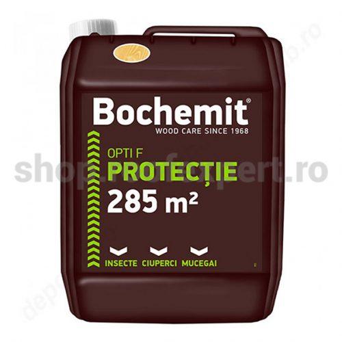 Solutie tratare preventiva lemn Bochemit Opti F 5 KG transparent
